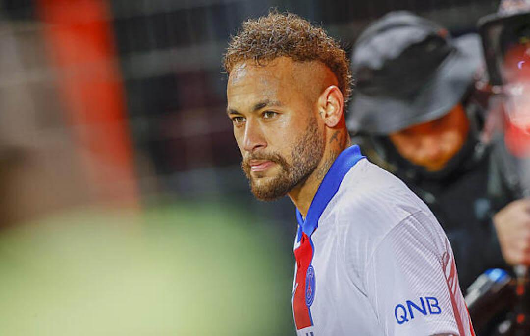 Neymar - olimpia - PSG