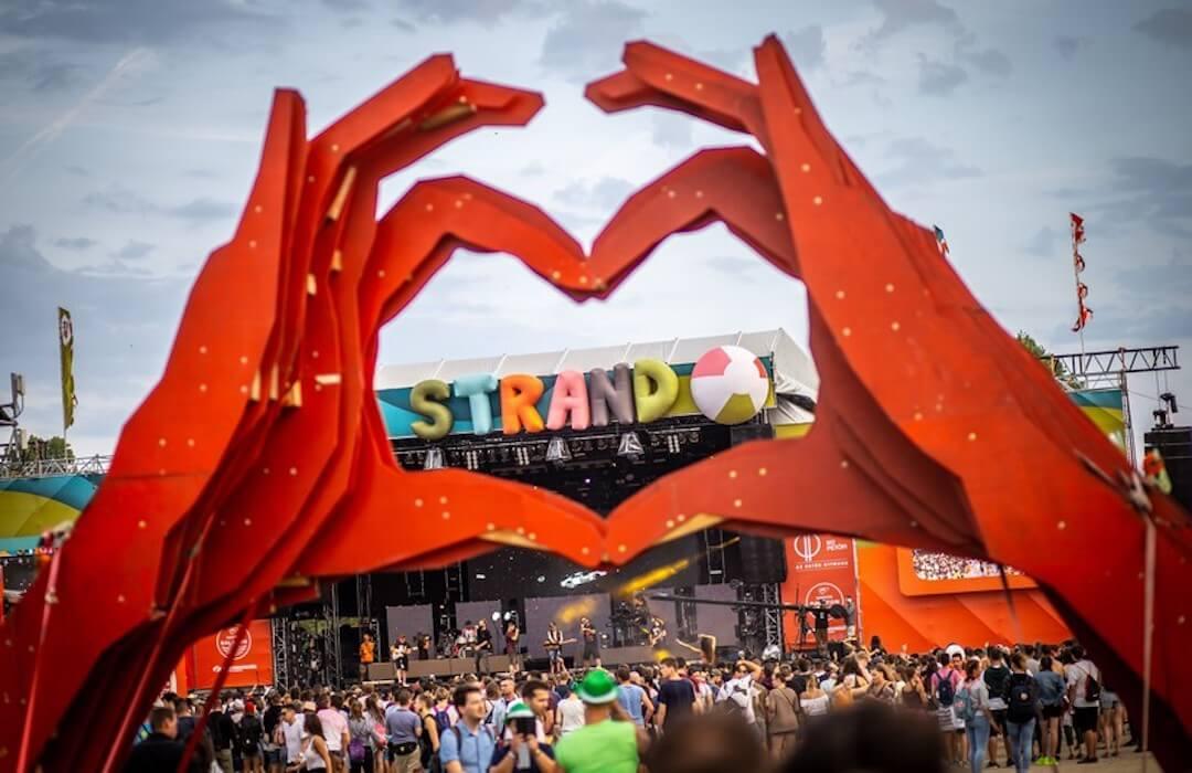 Strand Fesztivál - 2021 - 10 nap strand