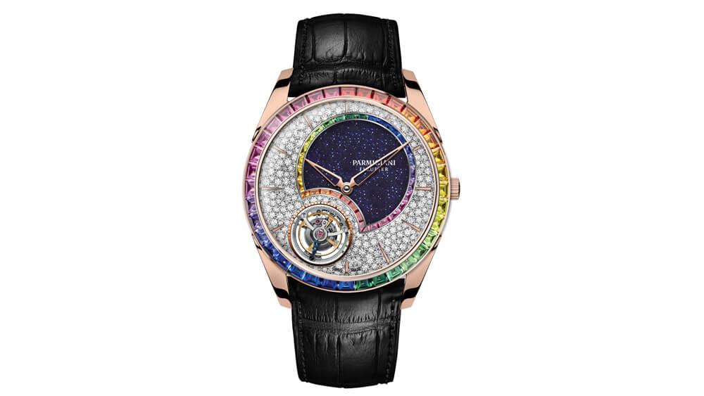 színes órák - férfi karóra - Parmigiani