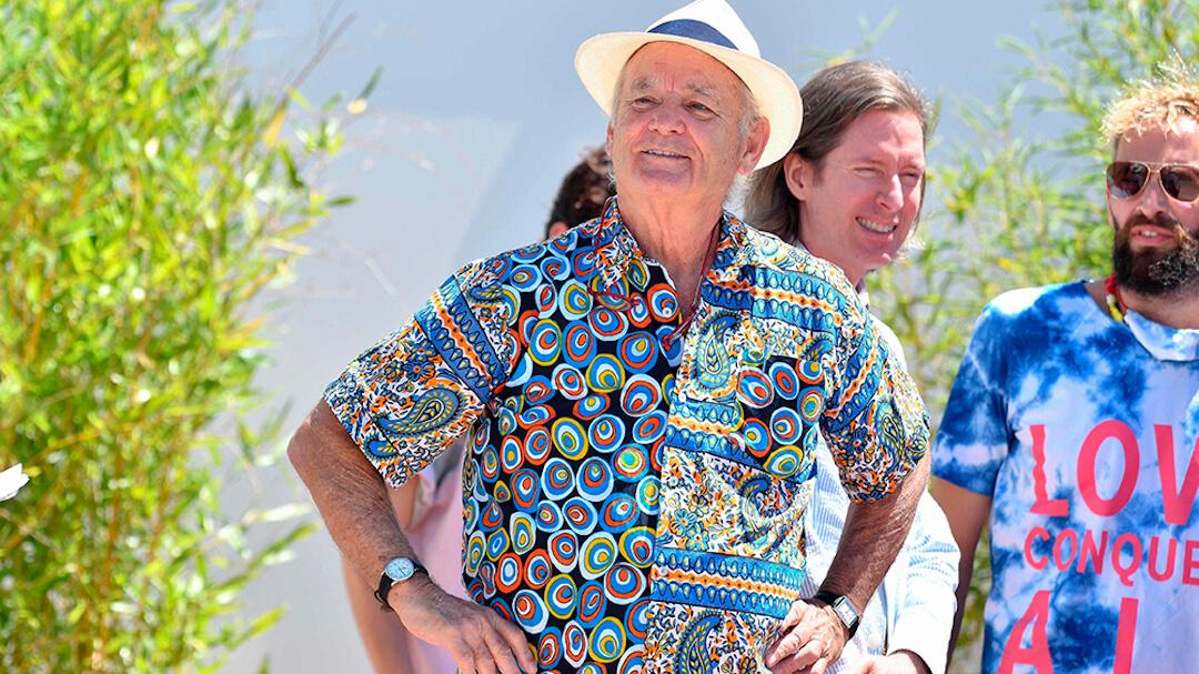 Bill Murray - Cannes - karóra