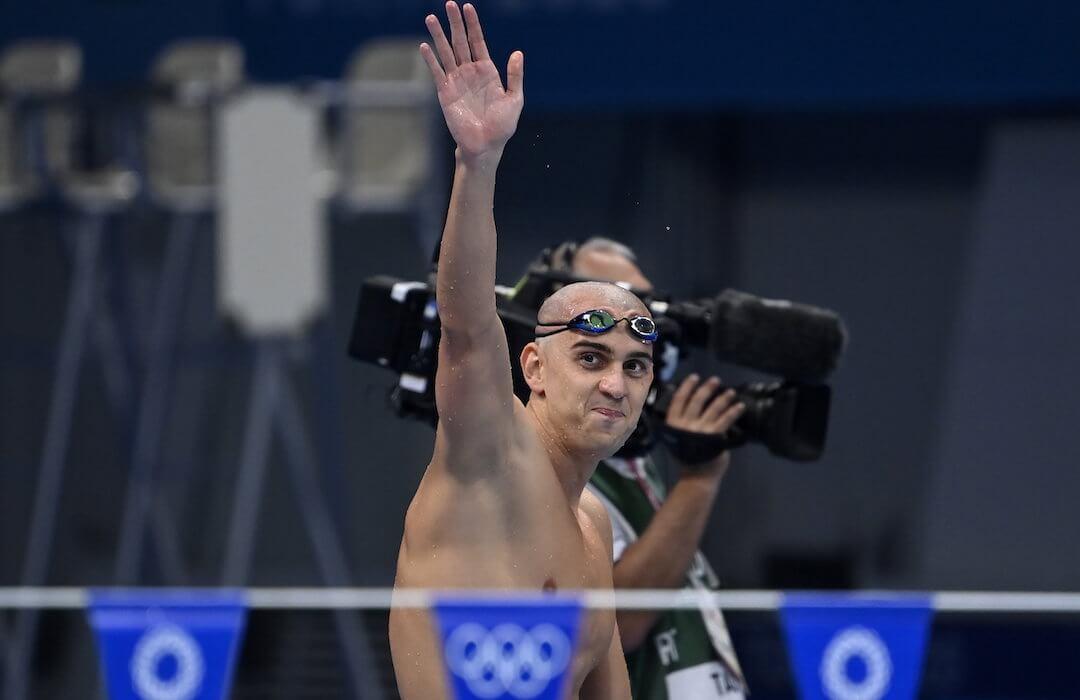 Cseh László - tokiói olimpia