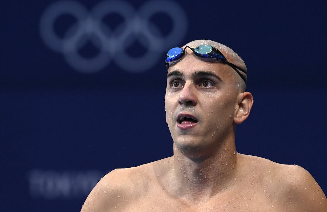Cseh László - tokiói olimpia - utolsó verseny
