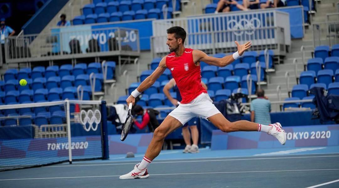 Djokovic - tokiói olimpia - vigasztalhatatlan vagyok
