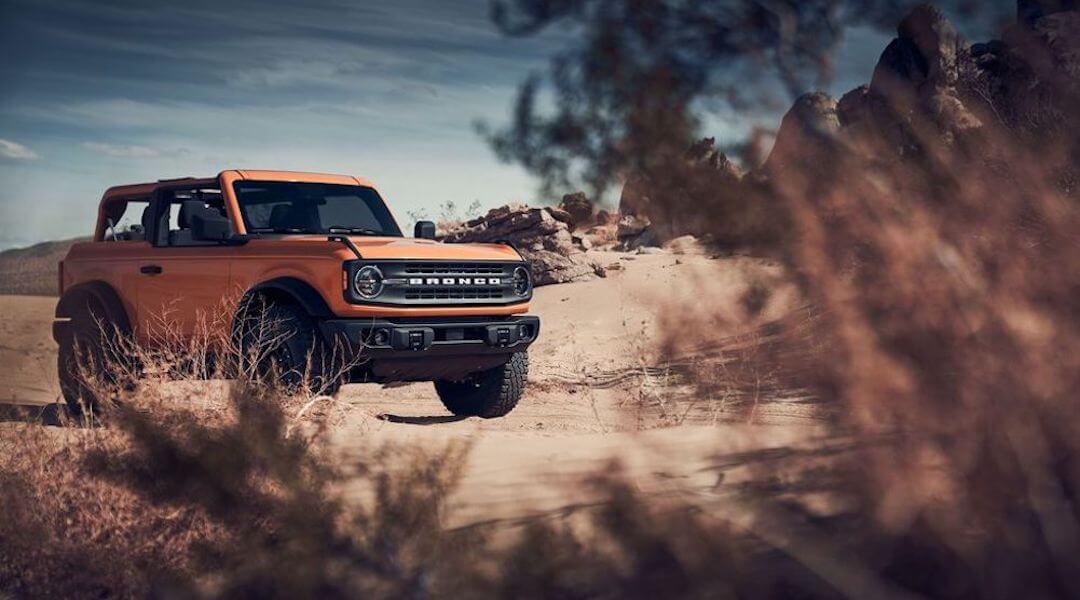 Ford Bronco - másodlagos piac