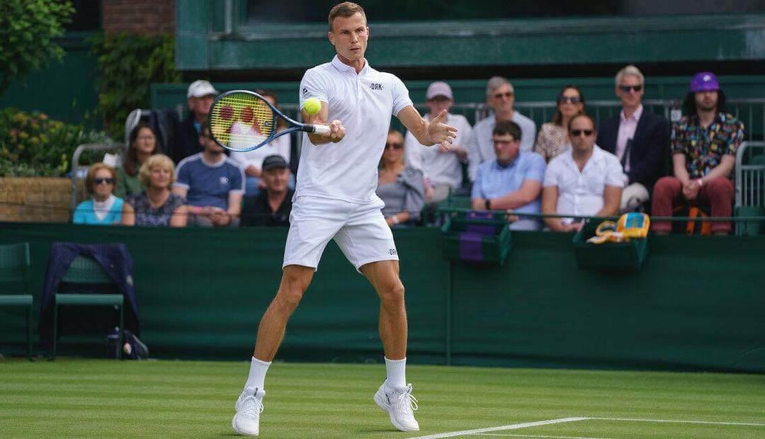 Fucsovics - Wimbledon - negyeddöntő - 2021