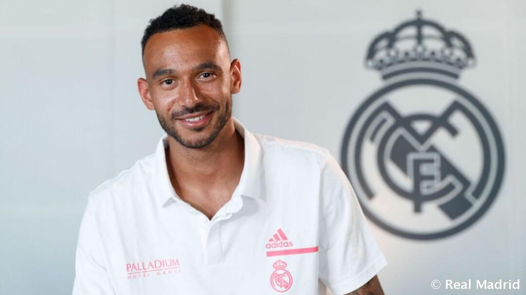 Hanga Ádám - Real Madrid