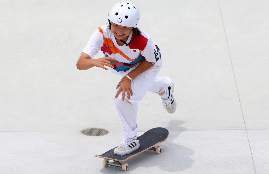 legfiatalabb olimpiai bajnok - tokiói olimpia - 2021