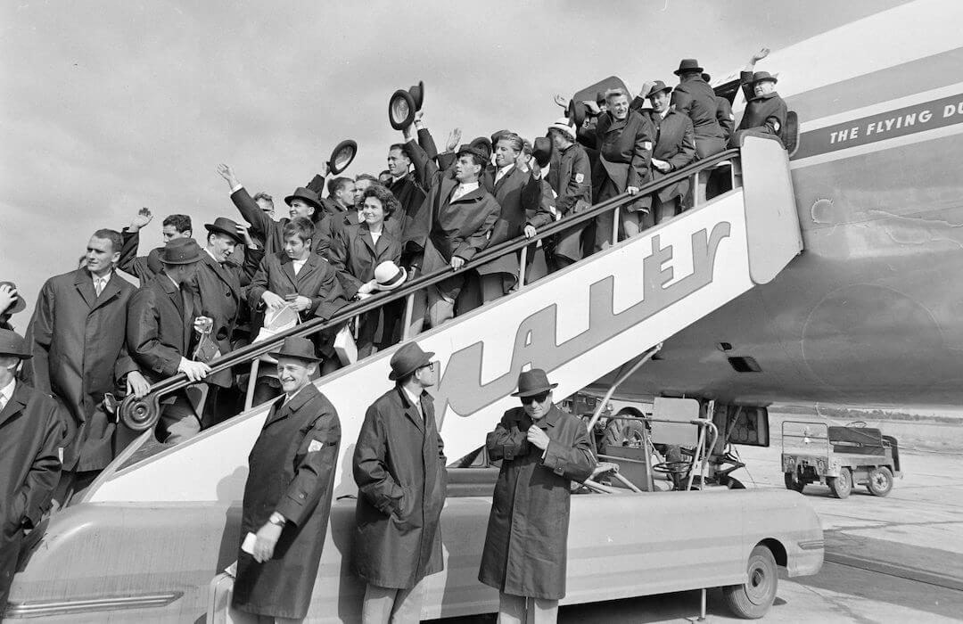 magyar csapat - Tokió - 1964