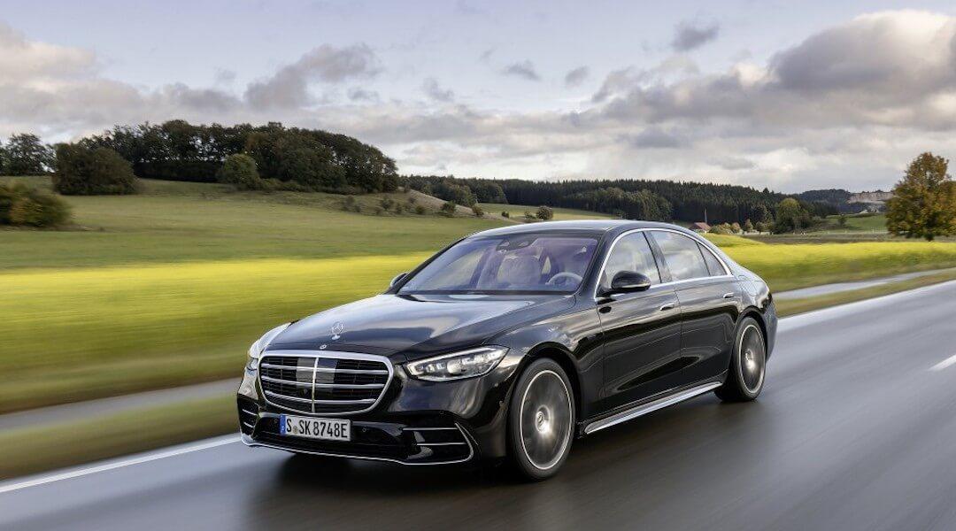 Mercedes-Benz S-osztály hibrid