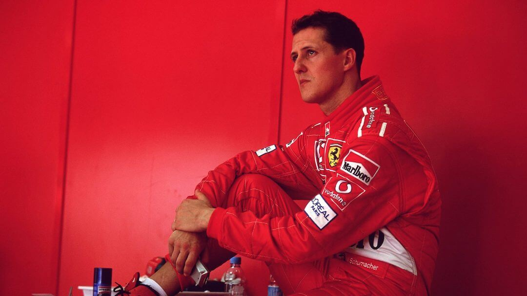 Michael Schumacher - Netflix