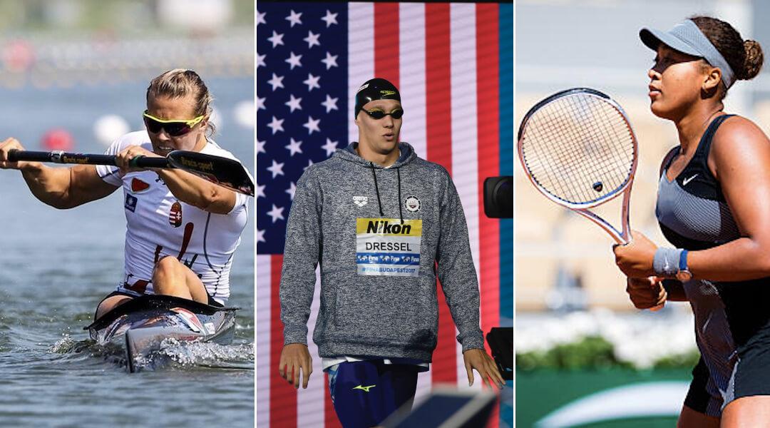 olimpia - 10 legnagyobb sztár