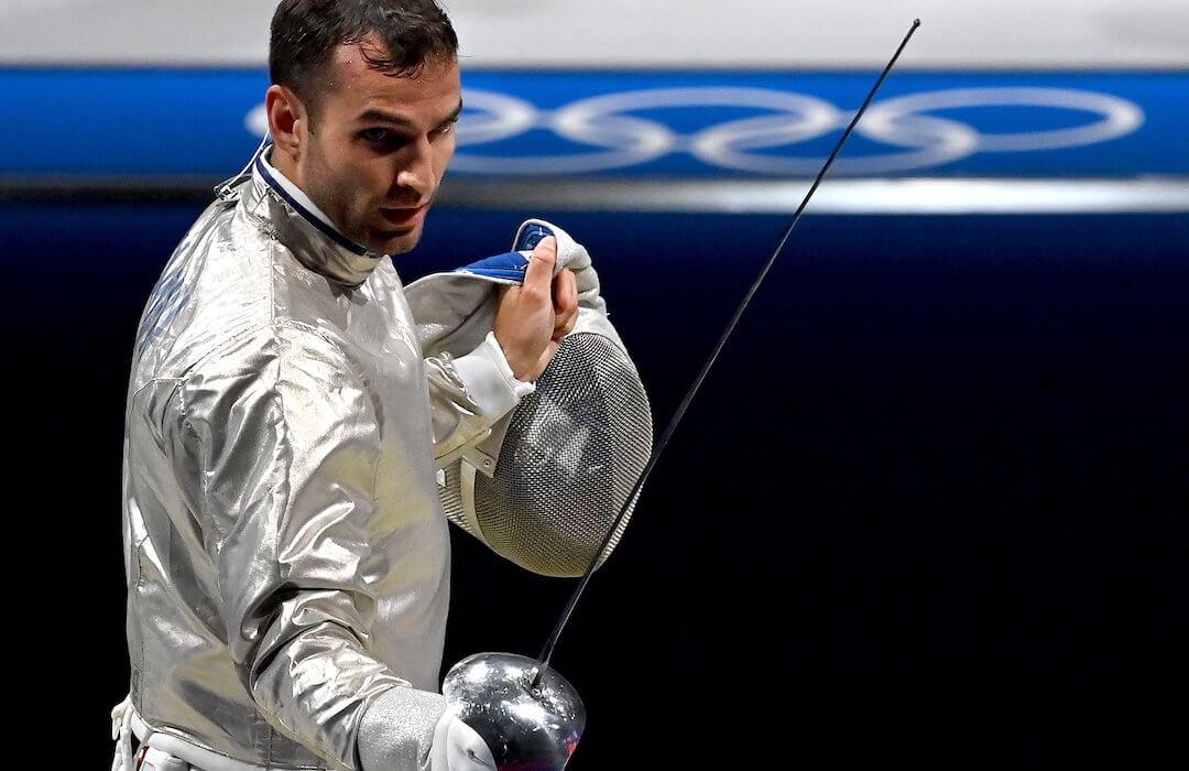 Szilágyi Áron - tokiói olimpia - 2021
