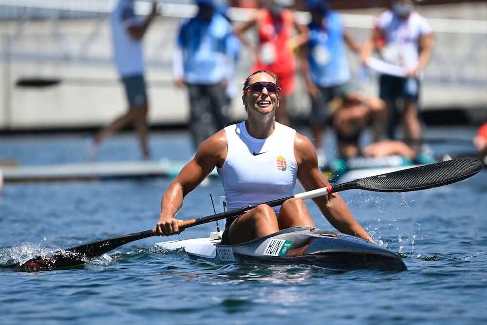 Csipes Tamara - tokiói olimpia