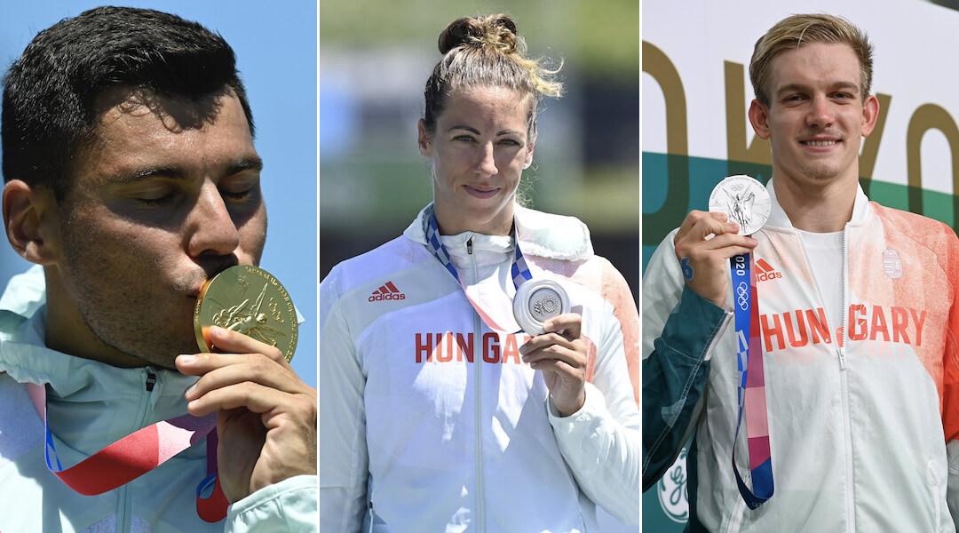 tokiói olimpia - csütörtök