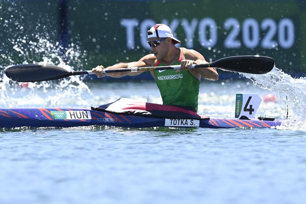 Tótka Sándor - tokiói olimpia