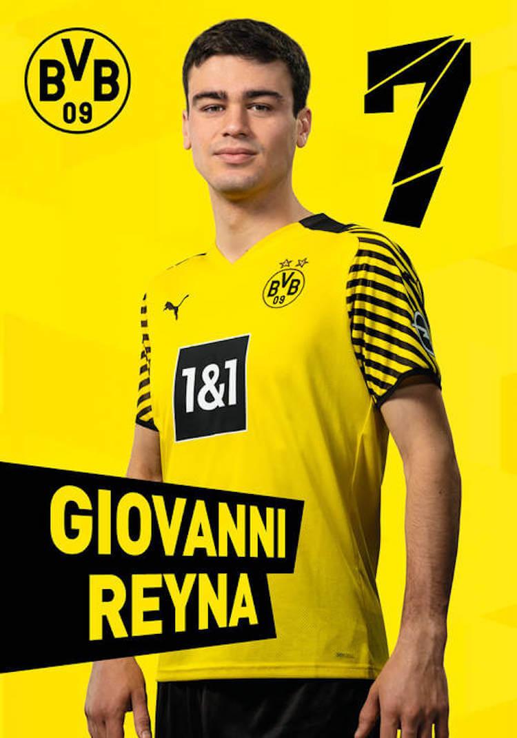 Giovanni Reyna - Bundesliga