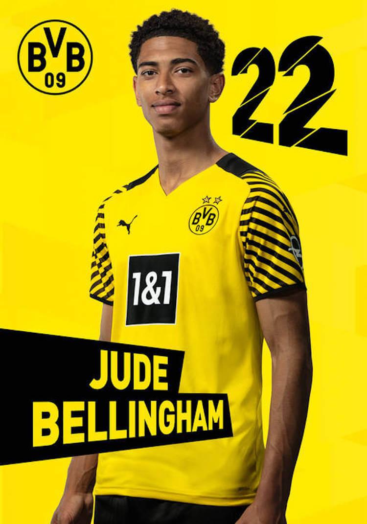 Jude Bellingham - Bundesliga