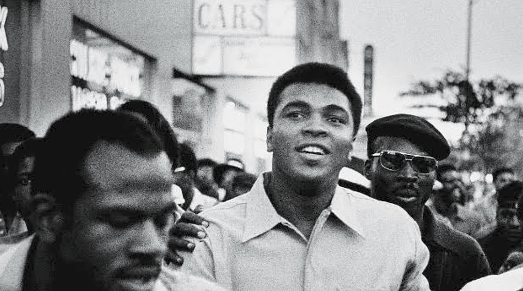 Muhammad Ali - film - 2021