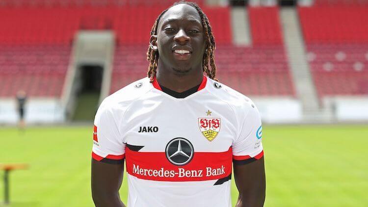 Tanguy Coulibaly - Bundesliga
