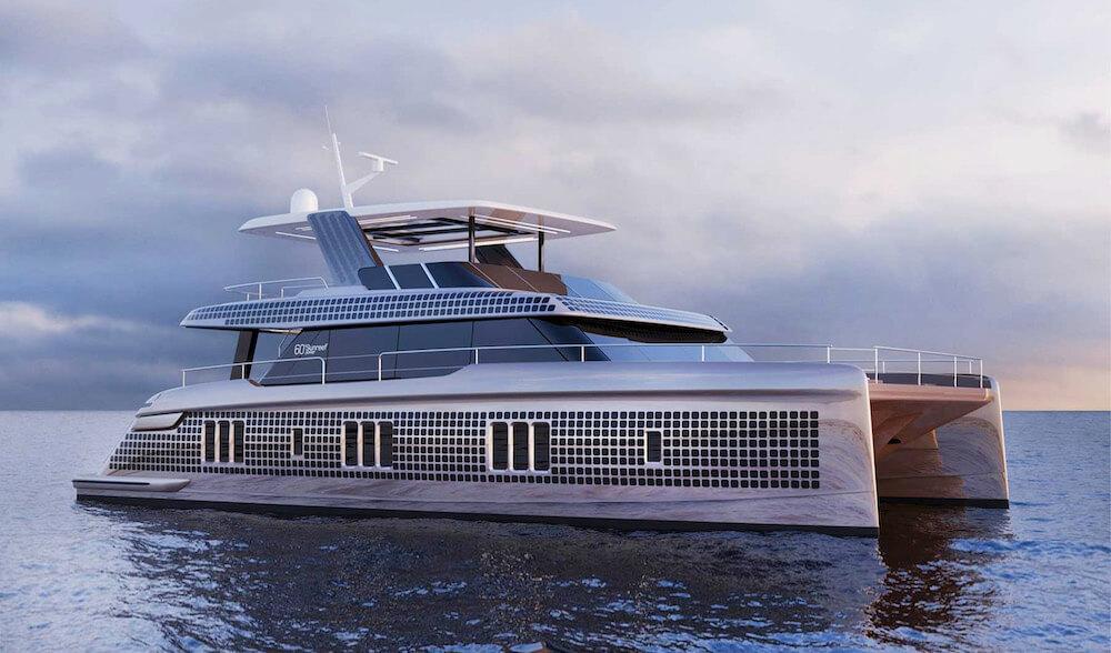 elektromobilitás - Fernando Alonso - Sunreef Yachts