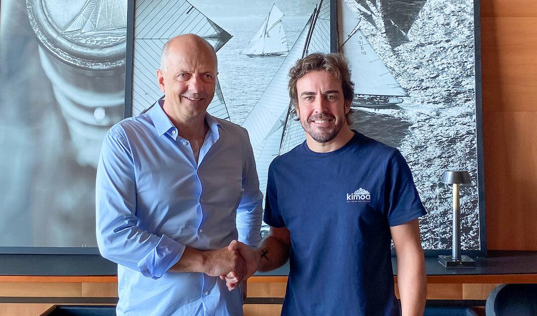 Fernando Alonso - jacht - 2021