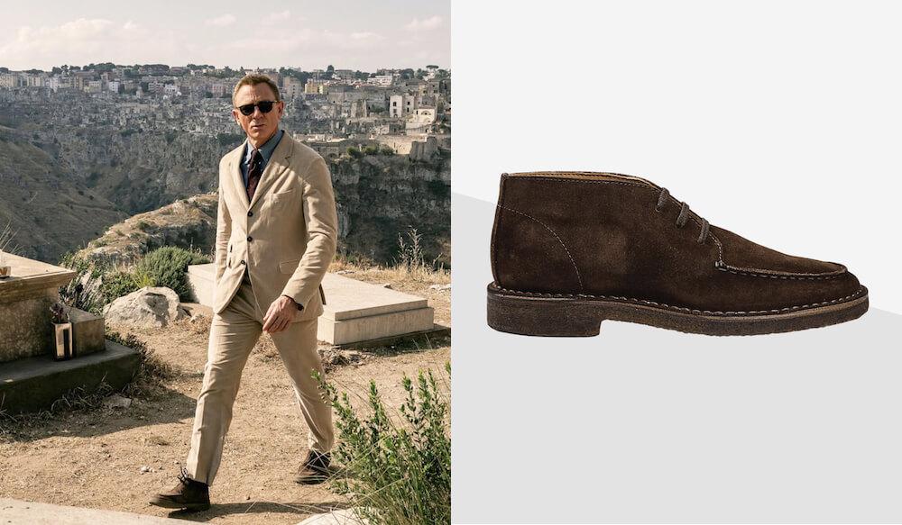 James Bond - férfi cipő - férfi divat - Nincs idő meghalni