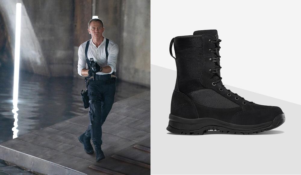 James Bond - férfi cipő
