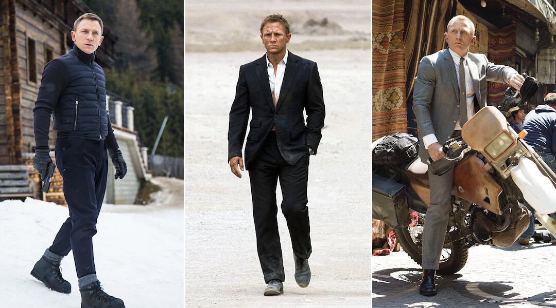 James Bond - férfi cipő - férfi divat