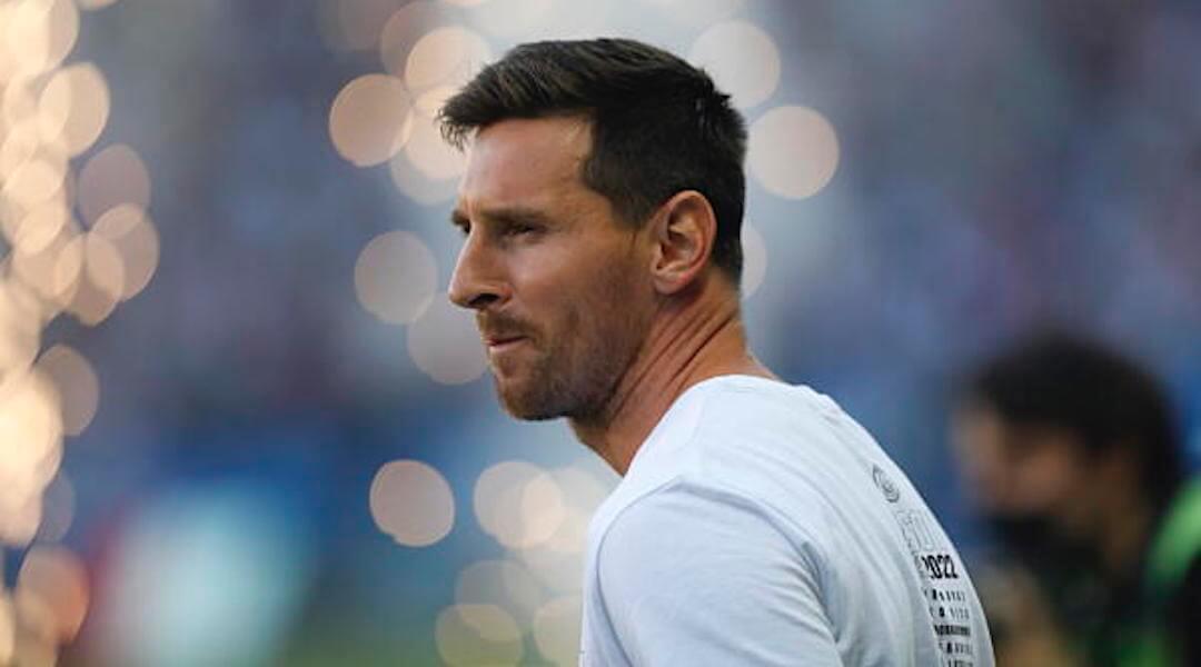 Lionel Messi megdöntötte Pelé rekordját
