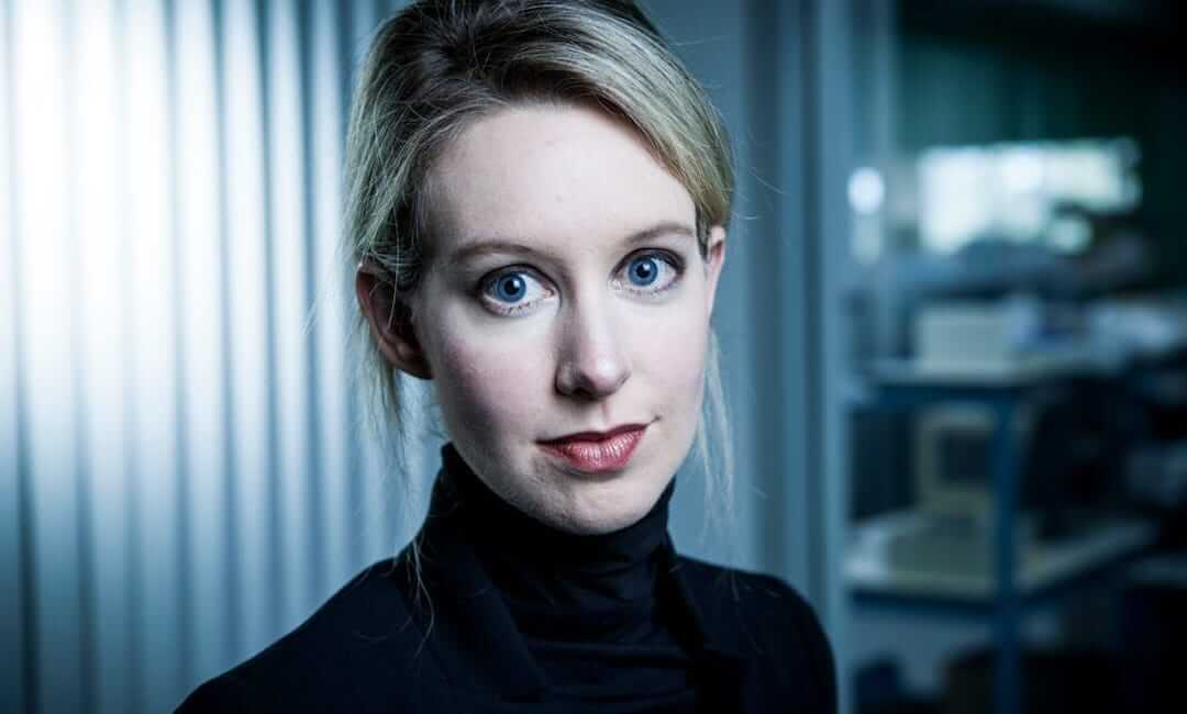 Elizabeth - Holmes - Theranos
