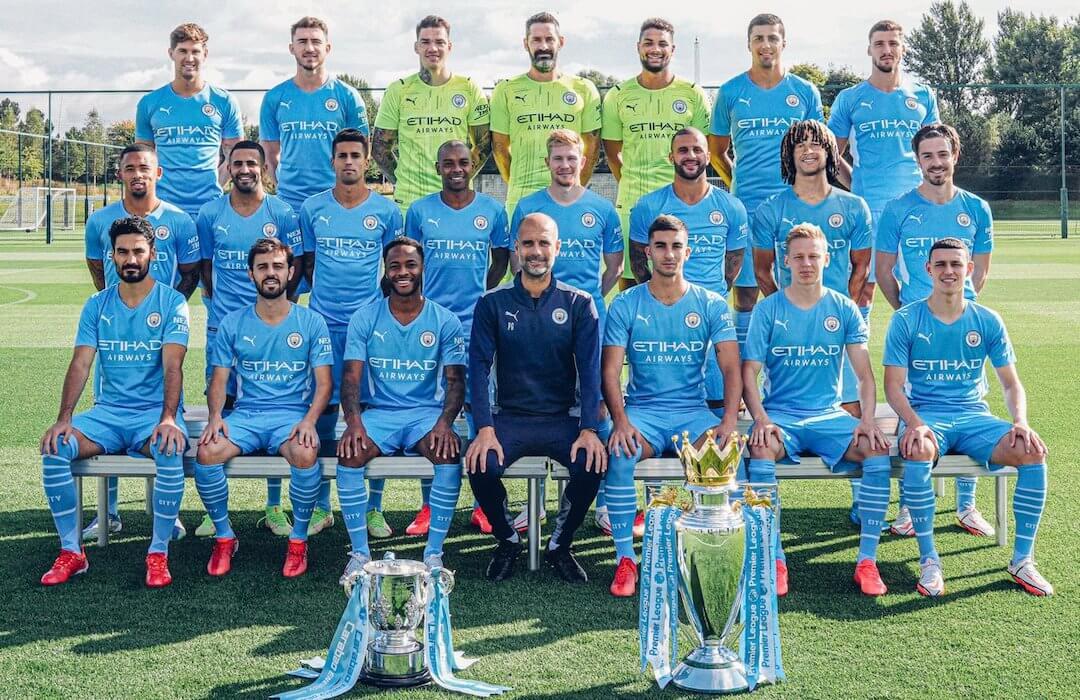 Manchester City játékoskeret
