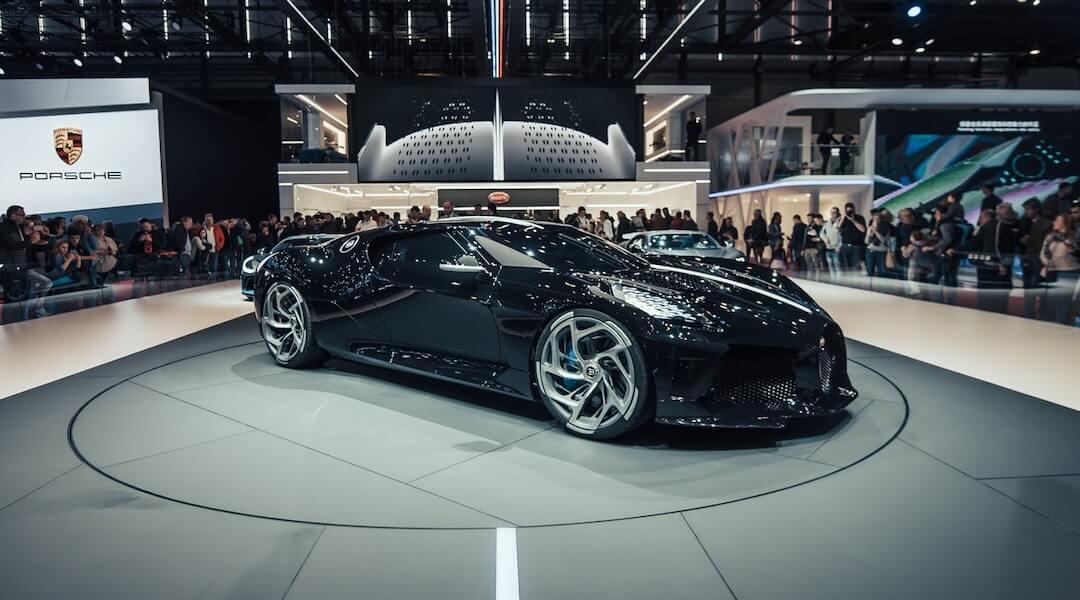Genfi Autószalon 2022